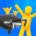 去吧無人機3D iOS